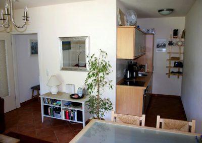 Für das leibliche Wohl steht alles zur Verfügung - Die voll ausgestattete Küche bietet alles was das Hobbykochherz begehrt